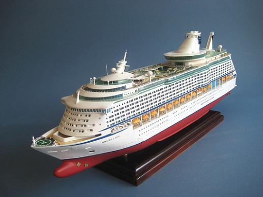 Maqueta Voyager of the Seas