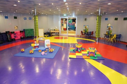 Oasis of the Seas - Zona para niños