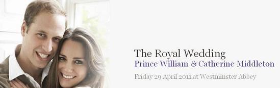 Boda Real William Kate