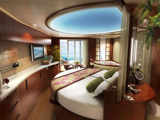 Camarote Norwegian Epic