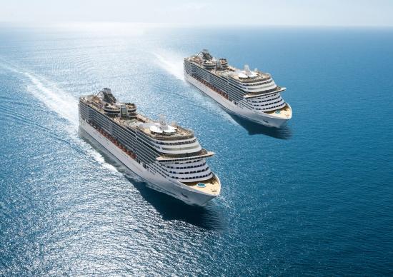 Cruceros clase Fantasia