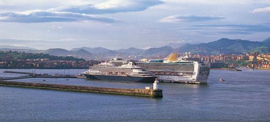 Cruceros en Bilbao
