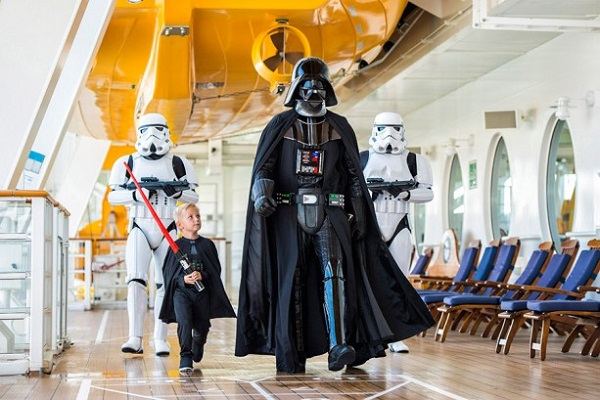 Disney Star Wars at Sea