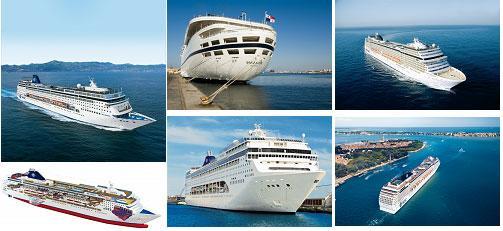 MSC Cruceros Sudamerica