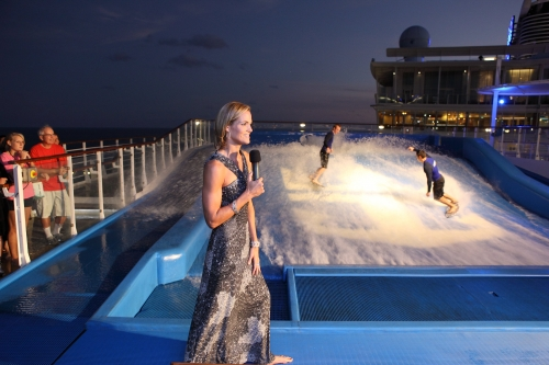 Oasis of the Seas - Flow Rider