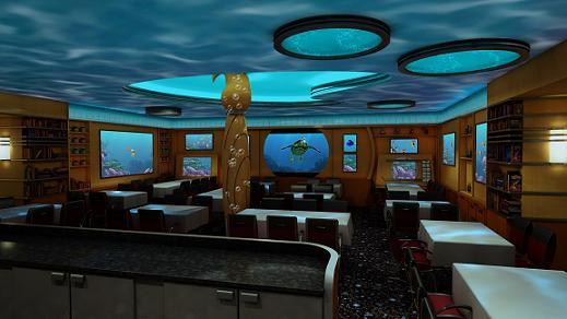 Disney Dream - Animators Palate