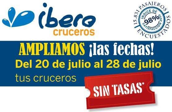 Promoción Iberocruceros
