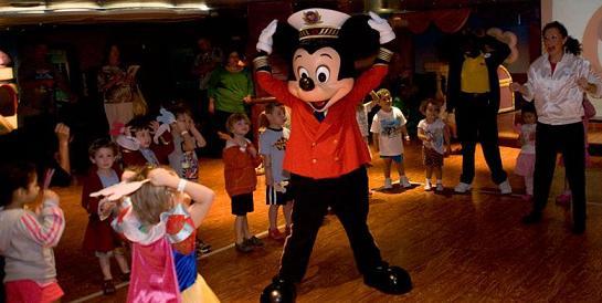 Disney Magic - Actividades