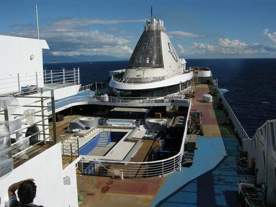 Oceania Marina - Zona de Piscinas