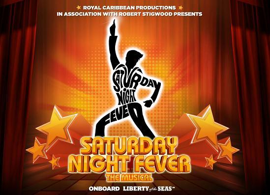 Fiebre del sabado noche - Liberty of the Seas