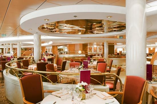 MSC Lirica - La Bussola Restaurant