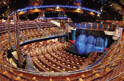 Costa Fortuna - Teatro Rex