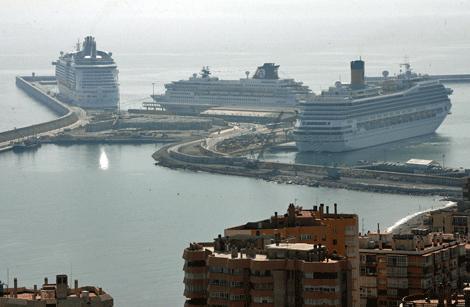 Cruceros en Malaga