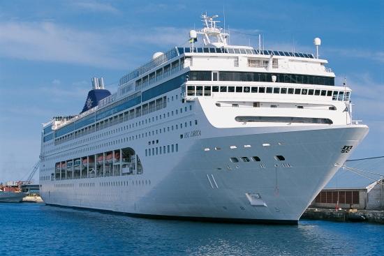 Crucero MSC Lirica