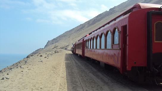 Tren TransAtacama
