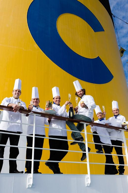 Chefs Costa Cruceros
