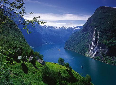 Cruceros Fiordos Noruegos