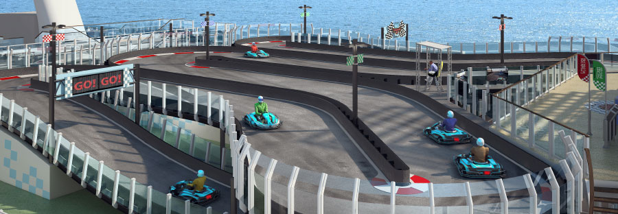NorwegianJoy Karting