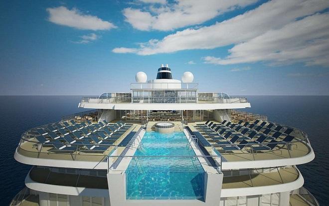 Viking Sea - Infonity Pool